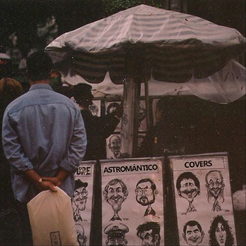 Covers by Astromántico