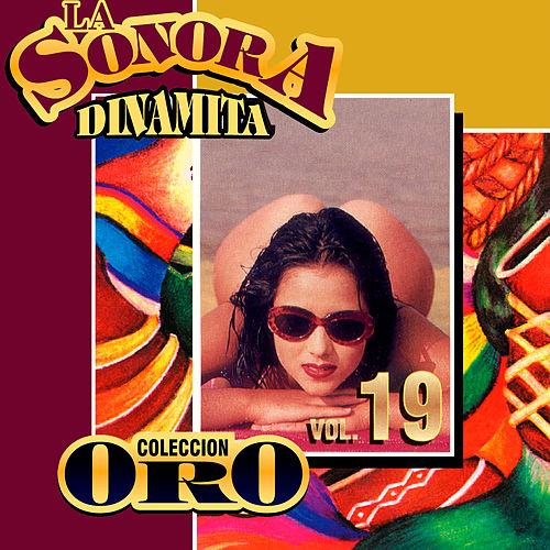 Colección  Oro la Sonora Dinamita (Vol.19) de German Garcia