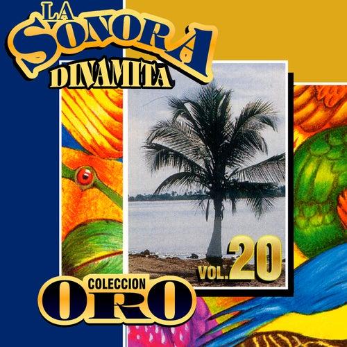 Colección  Oro la Sonora Dinamita (Vol.20) de La Sonora Dinamita