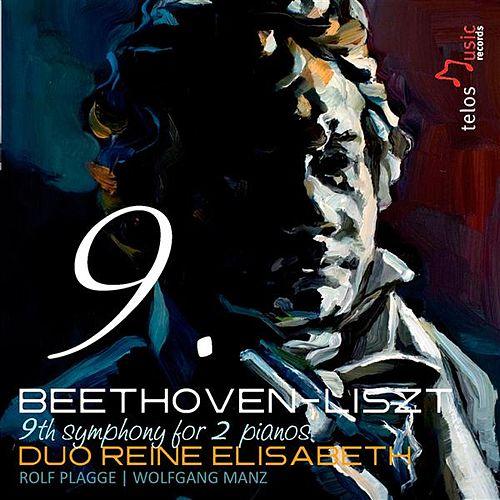Beethoven-Liszt: 9th Symphony for 2 Pianos by Duo Reine Elisabeth