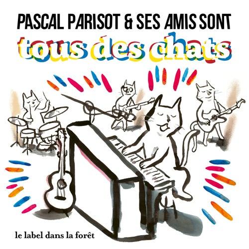 Tous des chats de Pascal Parisot
