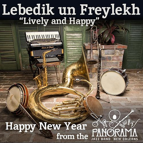 Lebedik Un Freylekh by Panorama Jazz Band