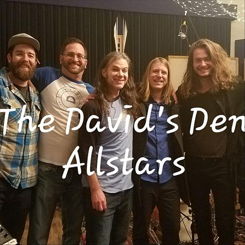 Every Picture Tells a Story de The David's Den Allstars