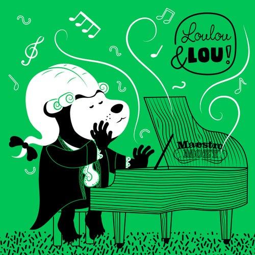Klasická Hudba Pro Děti (Piano) de Písničky Pro Děti Loulou