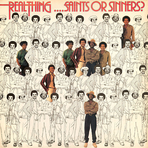 Saints or Sinners di The Real Thing