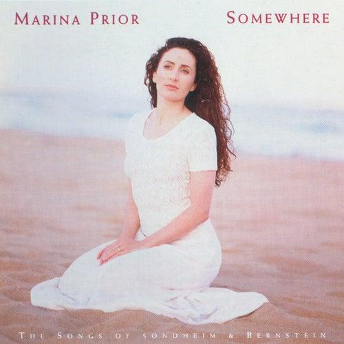 Somewhere: The Songs of Sondheim & Bernstein de Marina Prior