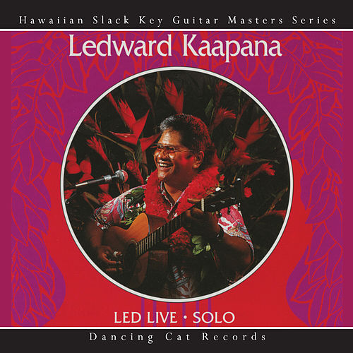 Led Live de Ledward Kaapana