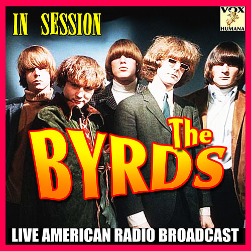 In Session (Live) de The Byrds