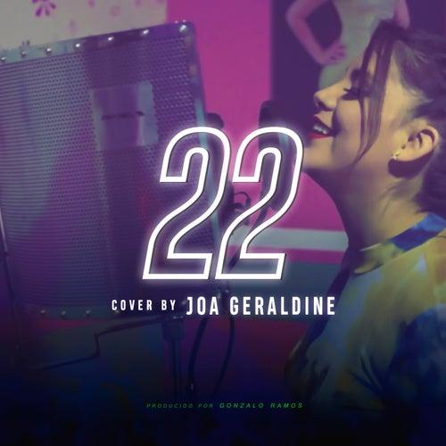 22 (Cover) de Joa Geraldine