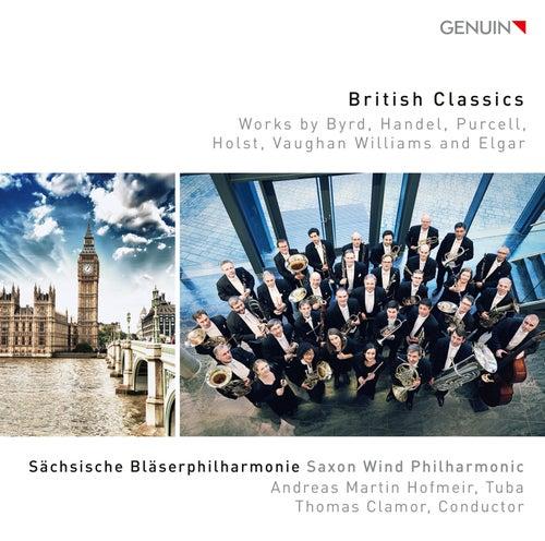 British Classics by Sächsische Bläserphilharmonie