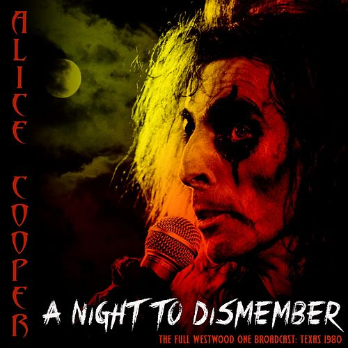 A Night to Dismember de Alice Cooper