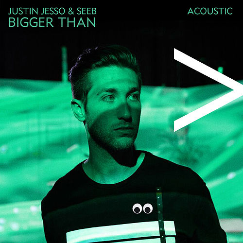Bigger Than (Acoustic) by Justin Jesso