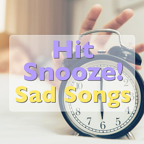 Hit Snooze! Sad Songs by Various Artists