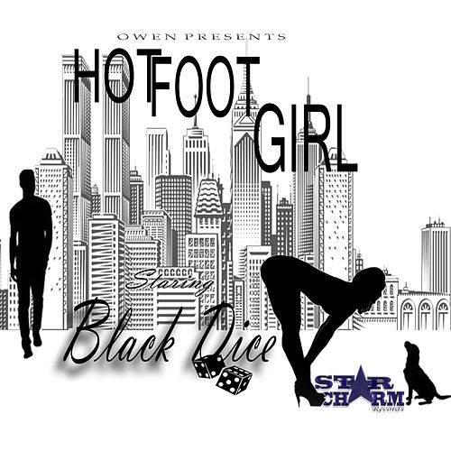 Hot Foot Girl by Black Dice