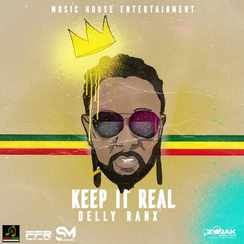 Keep It Real de Delly Ranx