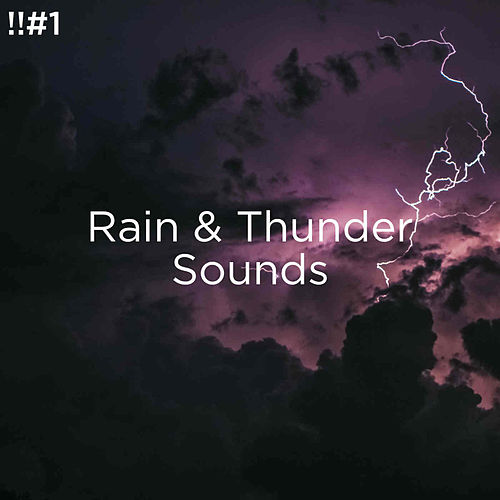 !!#1 Rain & Thunder Sounds de Thunderstorm Sound Bank