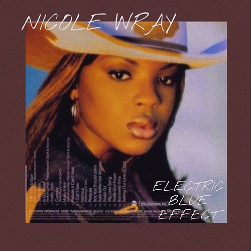 Electric Blue Effect de Nicole Wray