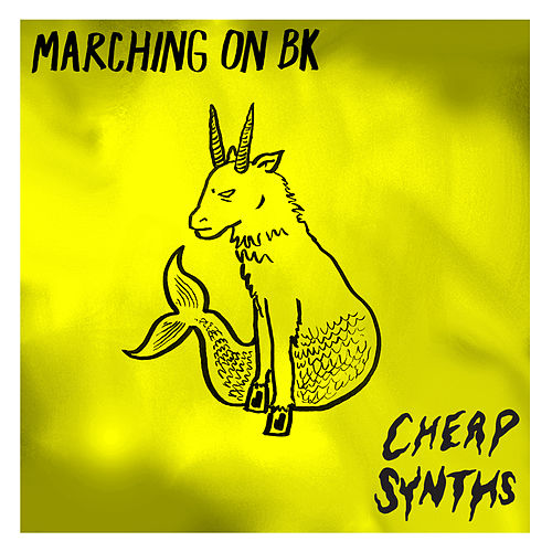 Marching on Bk by Cheap Synths