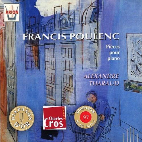 Poulenc : Pièces pour Piano de Alexandre Tharaud