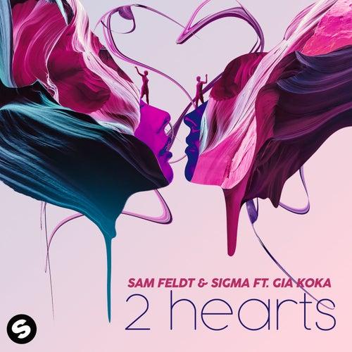 2 Hearts (feat. Gia Koka) van Sam Feldt