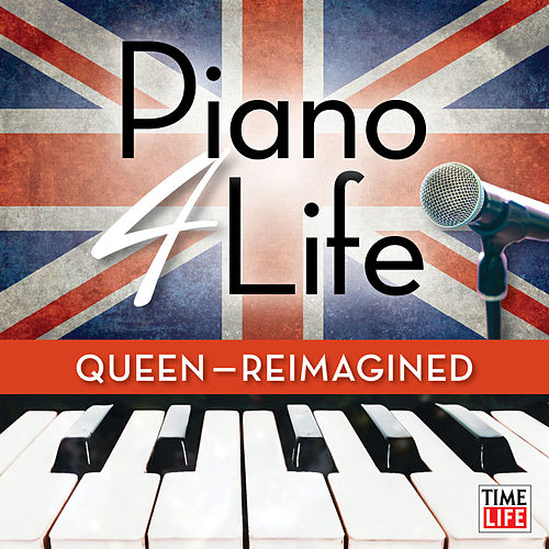 Piano 4 Life: Queen (Reimagined) de Steven C