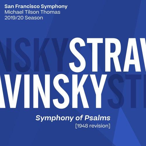 Stravinsky: Symphony of Psalms von San Francisco Symphony