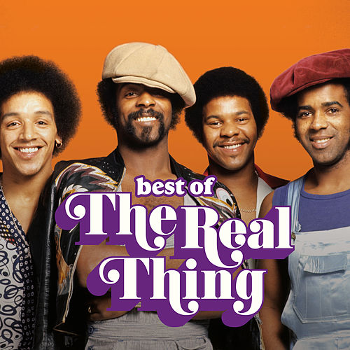 The Best Of The Real Thing by The Real Thing