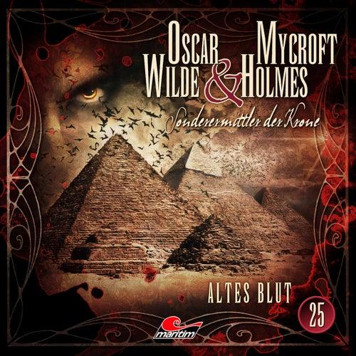 Sonderermittler der Krone, Folge 25: Altes Blut von Oscar Wilde