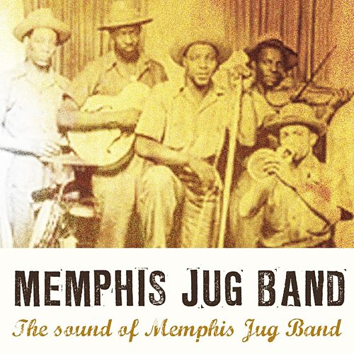 The Sound of Memphis Jug Band de Memphis Jug Band