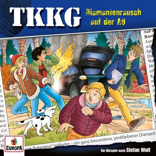 214/Diamantenrausch auf der A9 von TKKG