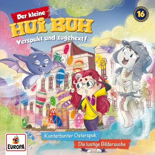 016/Kunterbunter Osterspuk / Die lustige Bildersuche von Der kleine Hui Buh
