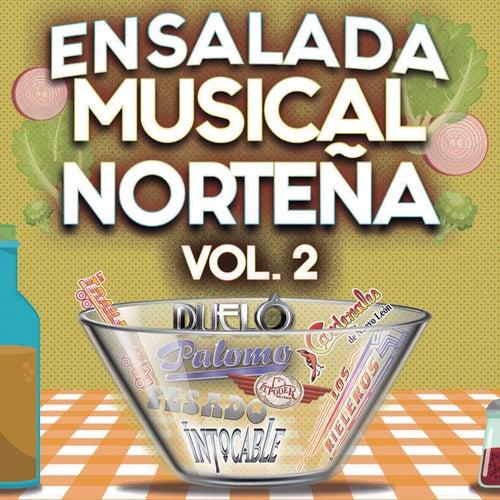 Ensalada Musical Norteña Vol. 2 by Various Artists