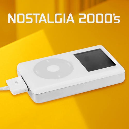 Nostalgia 2000's de Various Artists