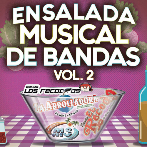 Ensalada Musical De Bandas Vol. 2 fra Various Artists