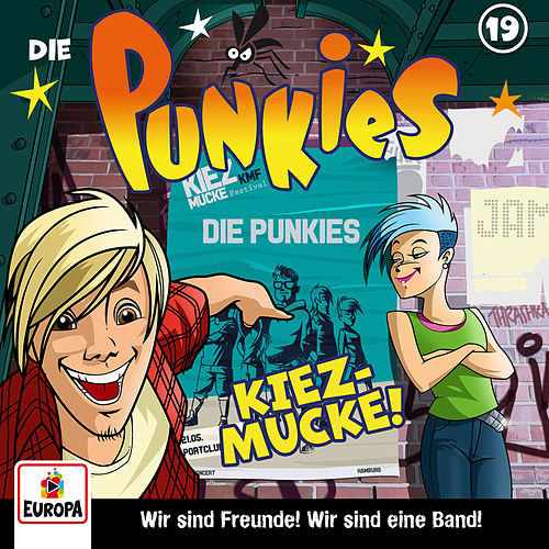 019/Kiez-Mucke! by Die Punkies