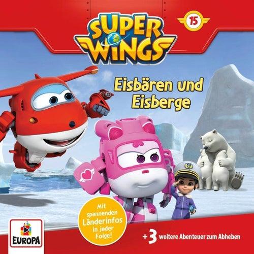 015/Eisbären und Eisberge von Super Wings