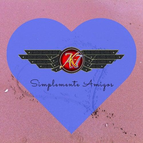 Simplemente Amigos (Remastered) de AK-7