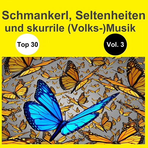 Top 30: Schmankerl, Seltenheiten und skurrile (Volks-)Musik, Vol. 3 de Various Artists