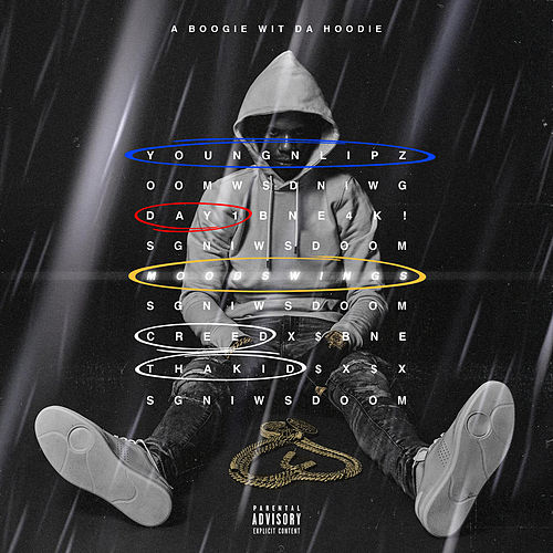 Mood Swings (Remix) [feat. Youngn Lipz, Creed Tha Kid & Day1] von A Boogie Wit da Hoodie