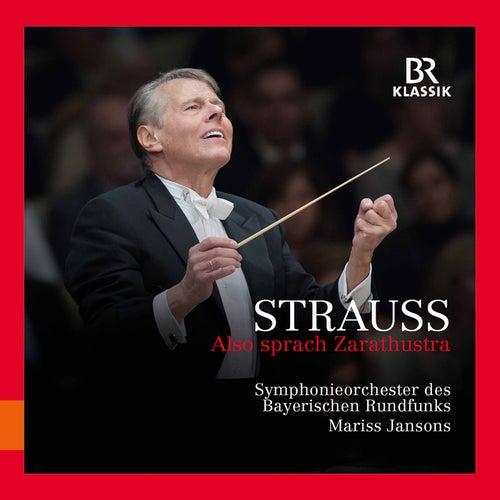 Strauss: Also sprach Zarathustra, Op. 30, TrV 176 (Live) by Bavarian Radio Symphony Orchestra