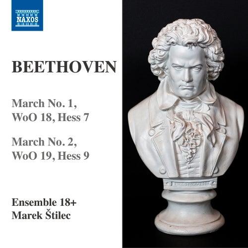 Beethoven: Marches Nos. 1 & 2 in F Major, WoO 18-19 de Ensemble 18+