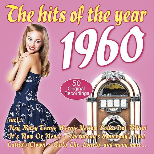 The Hits Of The Year 1960 van Various Artists