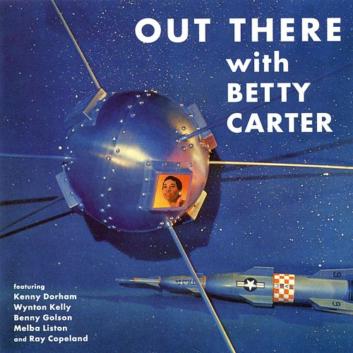 Out There with Betty Carter by Betty Carter