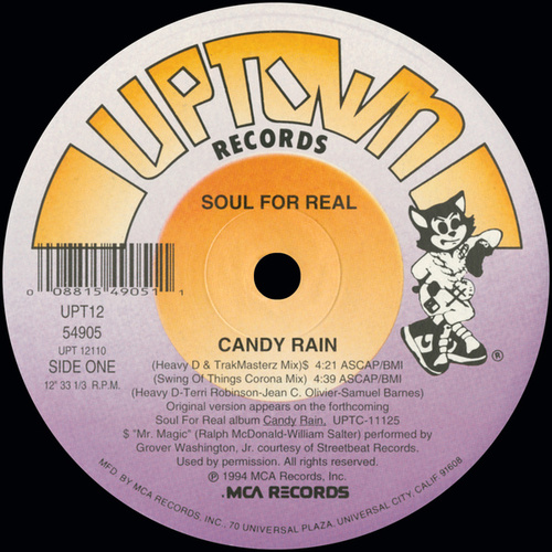 Candy Rain (Remixes) by Soul For Real