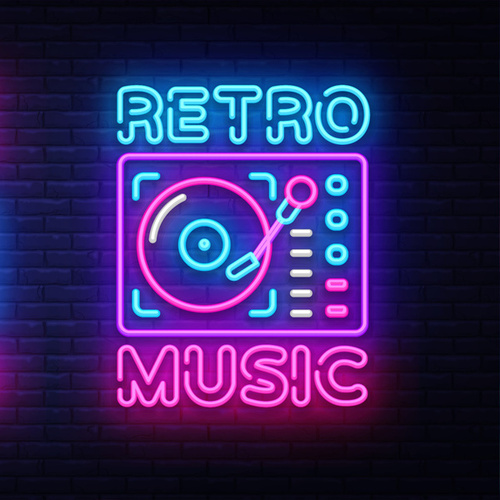 Retro Music von Various Artists