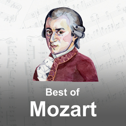 Best of Mozart by Various Artists