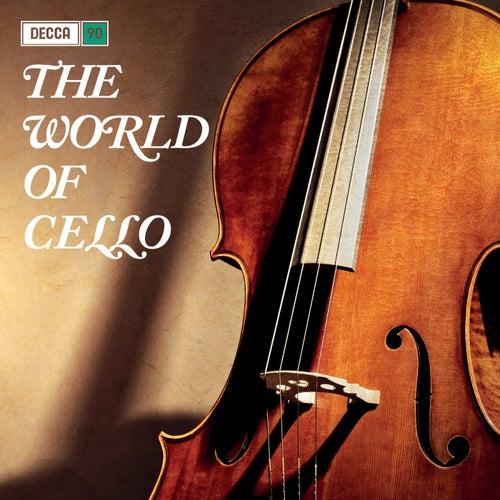 The World Of Cello de Various Artists