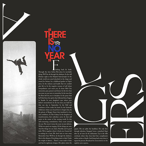 There Is No Year by Algiers