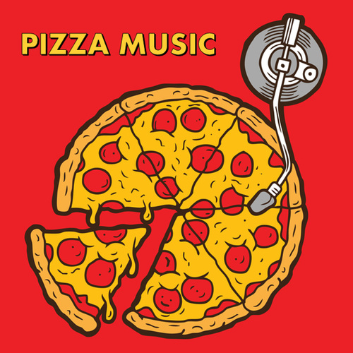 Pizza Music van Various Artists