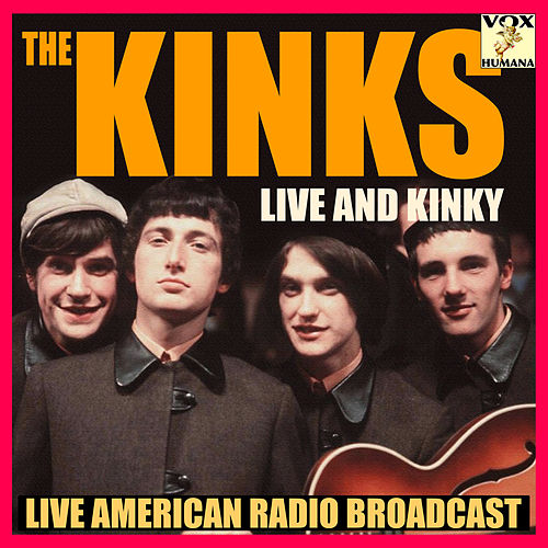 Live and Kinky (Live) de The Kinks